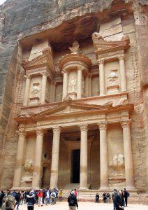 Al-Khazneh, Petra
