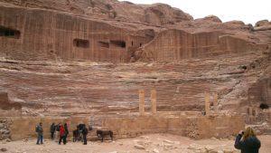 Amphitheater, Petra
