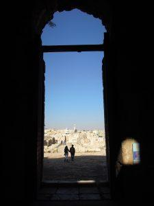 Citadel hill Amman, Jordan