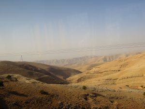 Jordan, desert