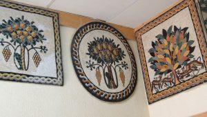 Madaba mosaic, Jordan