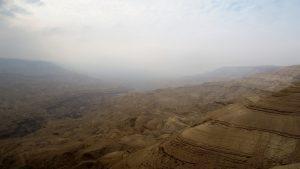 Wadi Mujib, Jordan