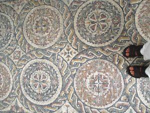 Roman Mosaic, Bardo Museum Tunisia