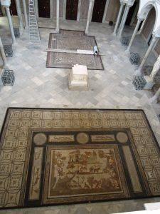 Carthage Room in the Bardo Museum, Tunis, Tunisia.