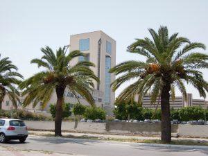 Modern Tunis, Tunisia