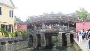 Hoi An - Japanese bridge