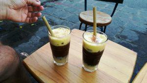 "Hoi An - Egg Coffee in ""Chu Chu"" cafe"