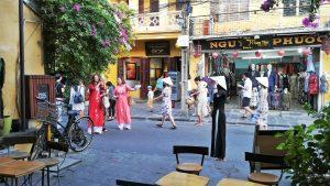 Hoi An - Tran Phu street