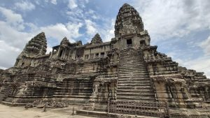 "Angkor Wat - ""Top of the World"""