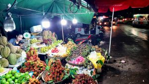 Food Market-Siam Reap