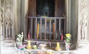 Angkor Wat - Buddhist shrine
