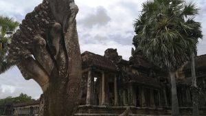 Angkor-Wat-Main entrance to the temple