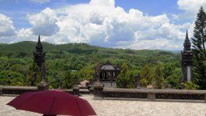 Khải Định Tomb, Hue