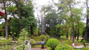 Minh Mang Imperial Tomb - Obelisk