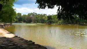 Sacred Lake Minh Mang Imperial Tomb