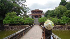 Minh Lau Pavilion, Minh Mang Imperial Tomb