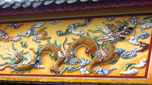 Inside Imperial palace, Hue