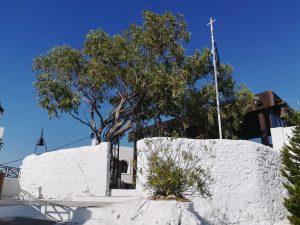 Panagia-Tsambika-Virgin-Mary-Tsambika-old-church-front-view-