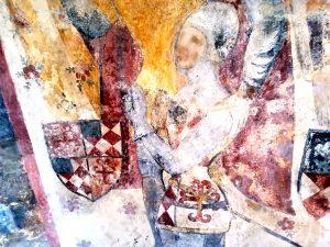 Filerimos-Chapel of St. George detail