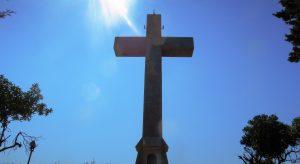 Filerimos - The Cross