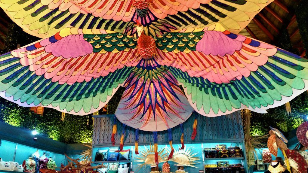 Dempasar airport, Bali,