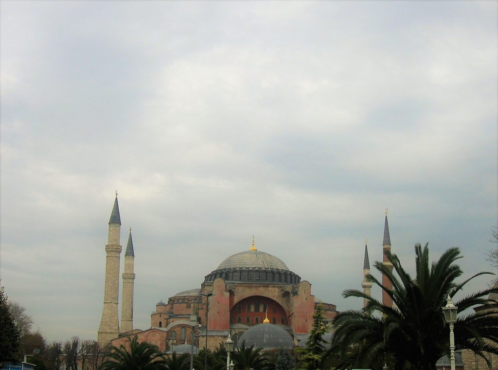 Hagia Sofia,Света Софија, Istanbul